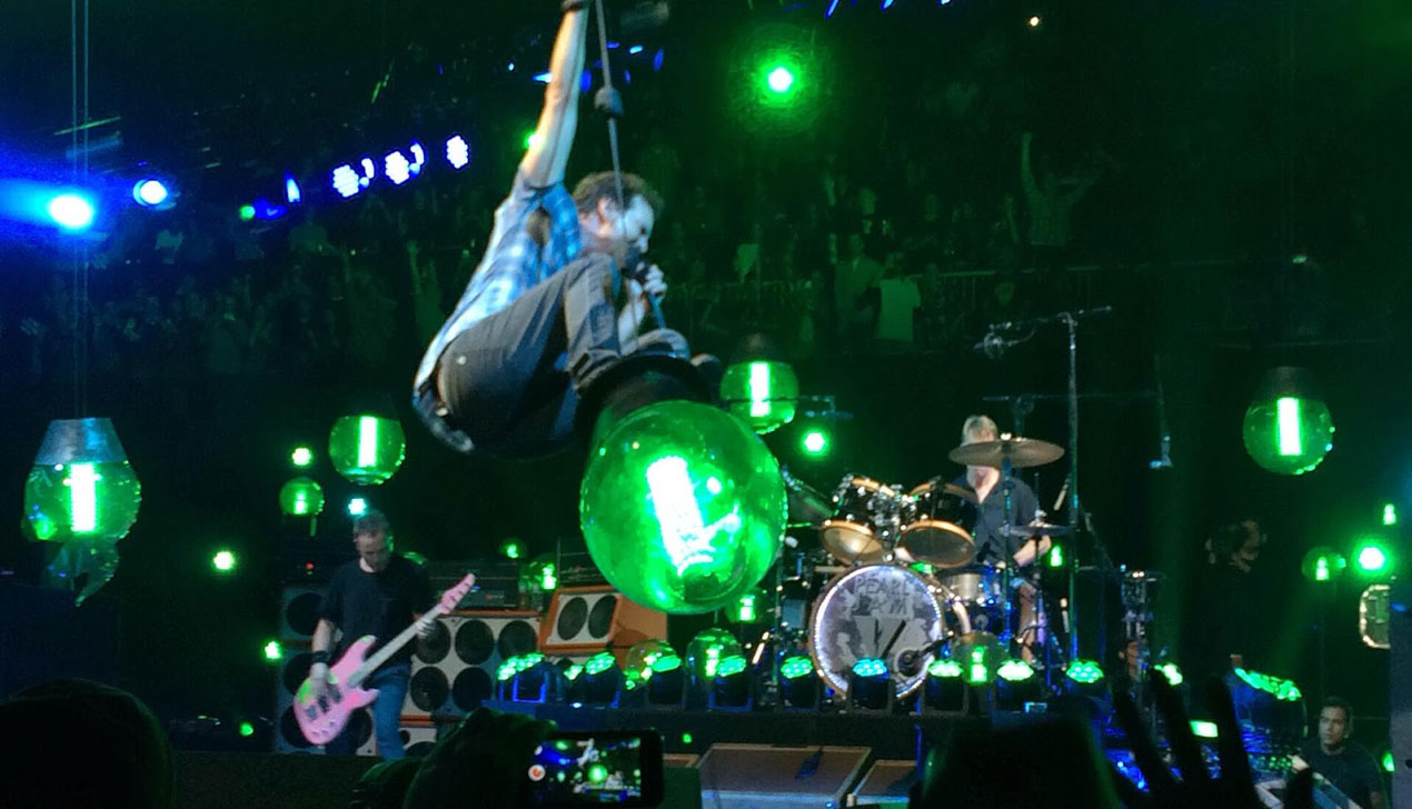 Добрый старый гранж. Татьяна Замировская о последнем альбоме Pearl Jam «Lightning Bolt»