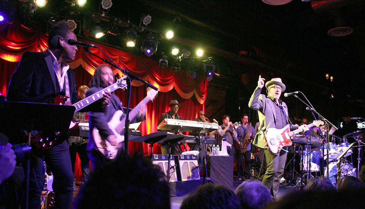 Татьяна Замировская о последнем альбоме Elvis Costello and The Roots «Wise Up Ghost»