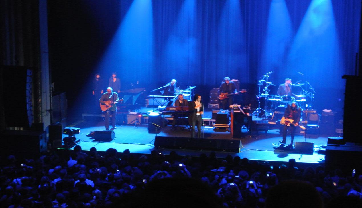 Татьяна Замировская об альбоме Nick Cave and the Bad Seeds «Push The Sky Away»