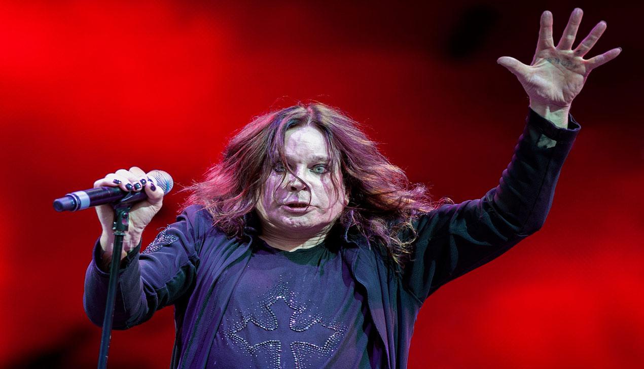 Татьяна Замировская об альбоме Ozzy Osbourne «Scream»