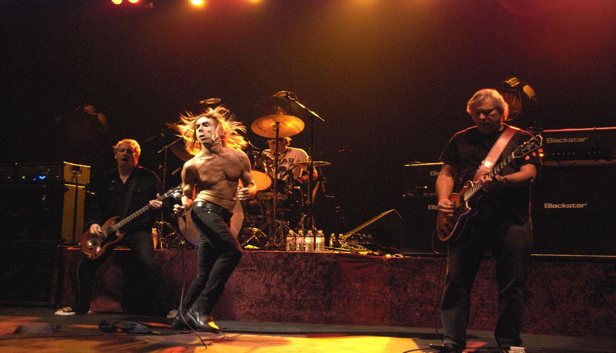 Татьяна Замировская о последнем альбоме The Stooges «Ready To Die»