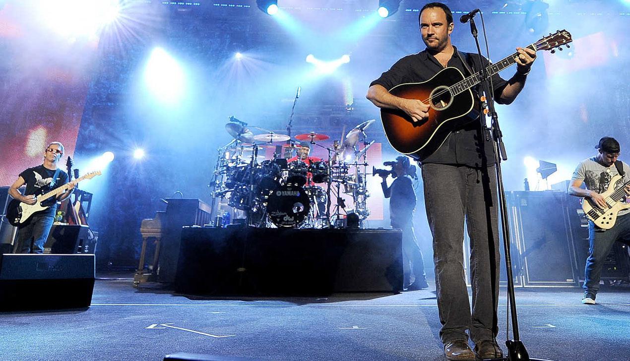 Татьяна Замировская об альбоме Dave Matthews Band «Away From The World»