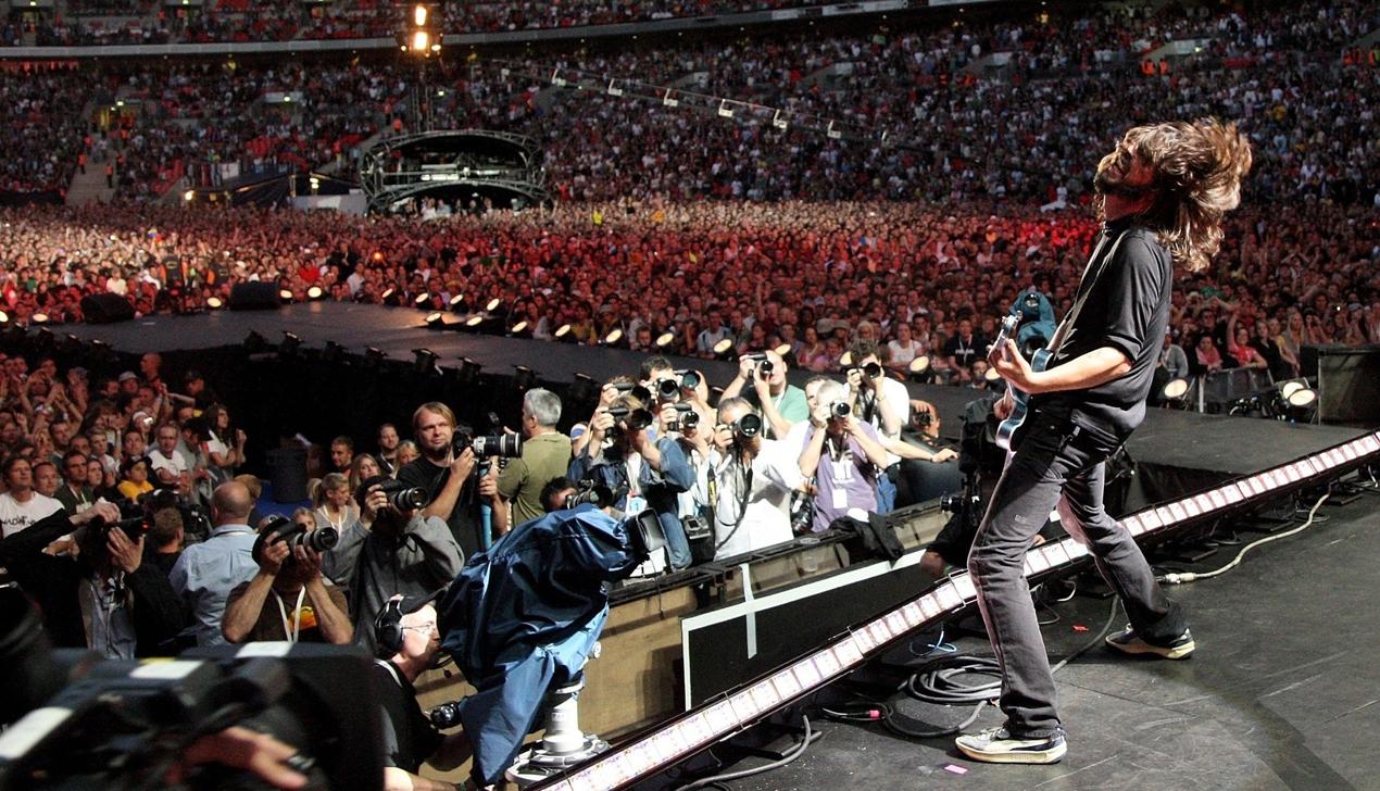 Татьяна Замировская о последнем альбоме Foo Fighters «Wasting Light»