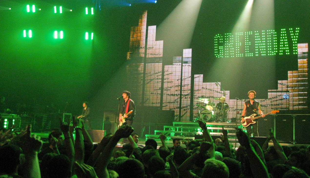 Татьяна Замировская о новом альбоме Green Day ¡Uno!