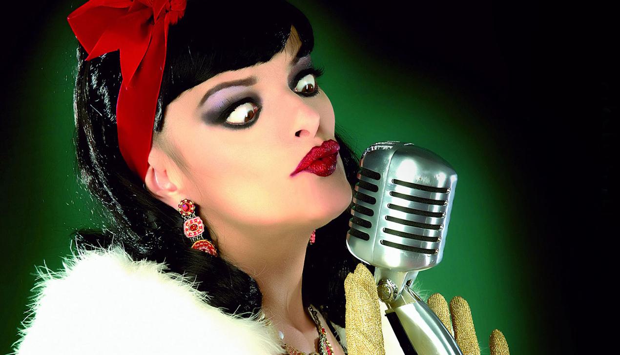 Татьяна Замировская о последнем альбоме Nina Hagen «Personal Jesus»