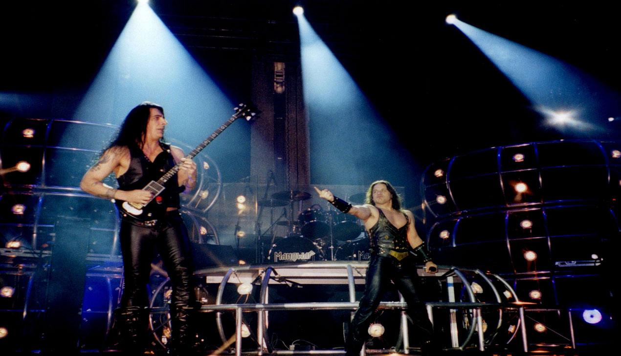 Татьяна Замировская о новом альбоме Manowar «The Lord Of Steel»