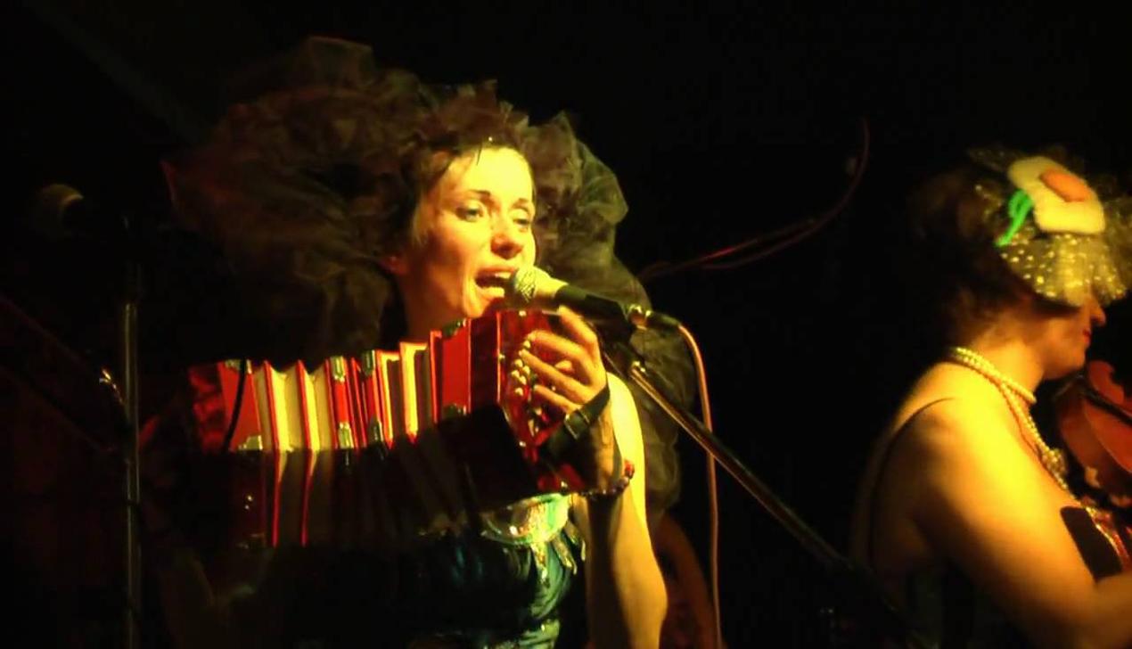 Татьяна Замировская о новом альбоме группы Серебряная Свадьба «Сердечная мускулатура»