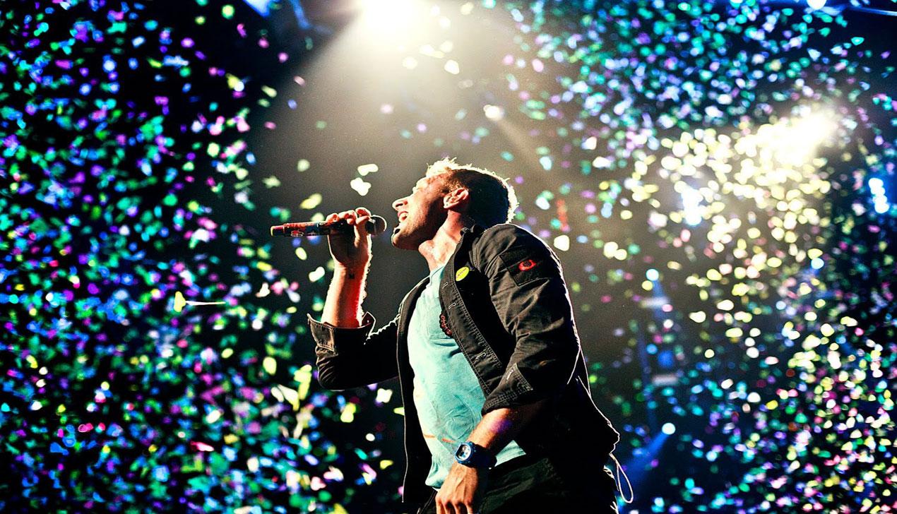 Эй, революшн, зажигай! Татьяна Замировская о последнем альбоме Coldplay «Mylo Xyloto»