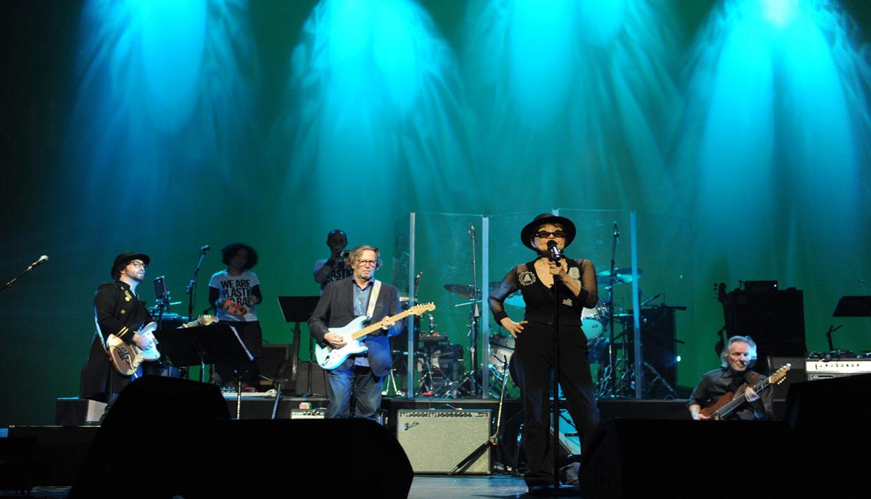 Татьяна Замировская о последнем альбоме Yoko Ono Plastic Ono Band «Take Me To The Land Of Hell»