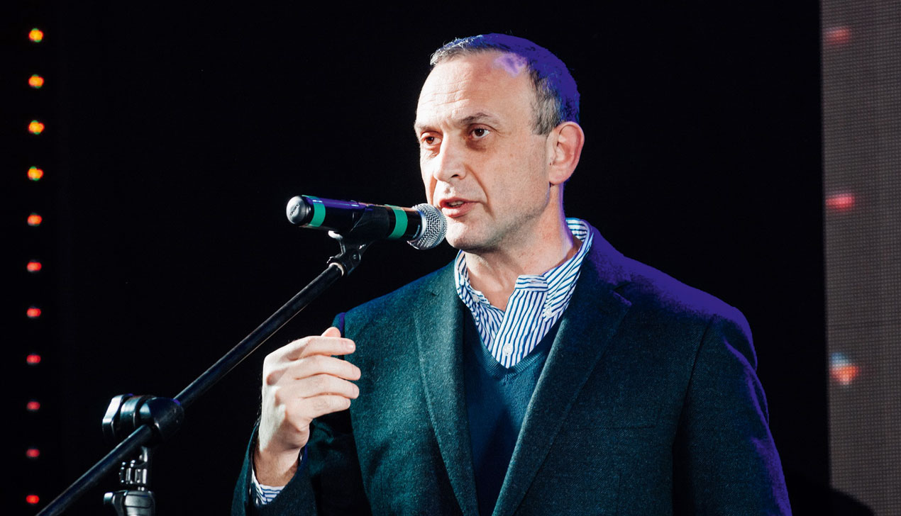 Глава EPAM стал лучшим белорусским предпринимателем