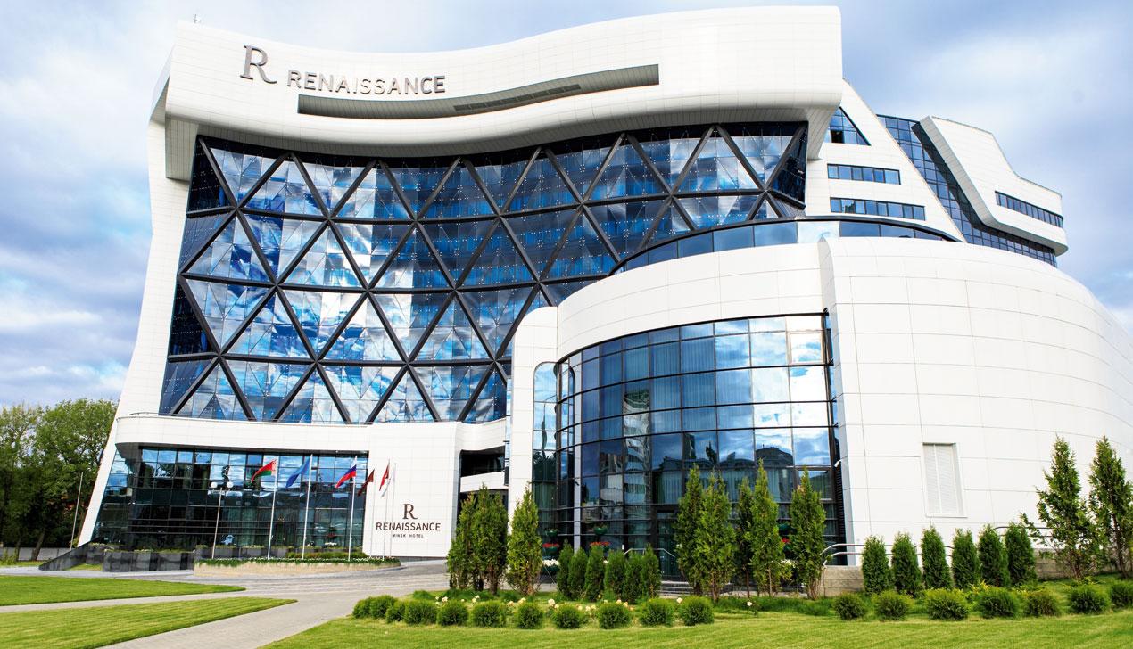 Что минчанину делать в Renaissance Minsk Hotel