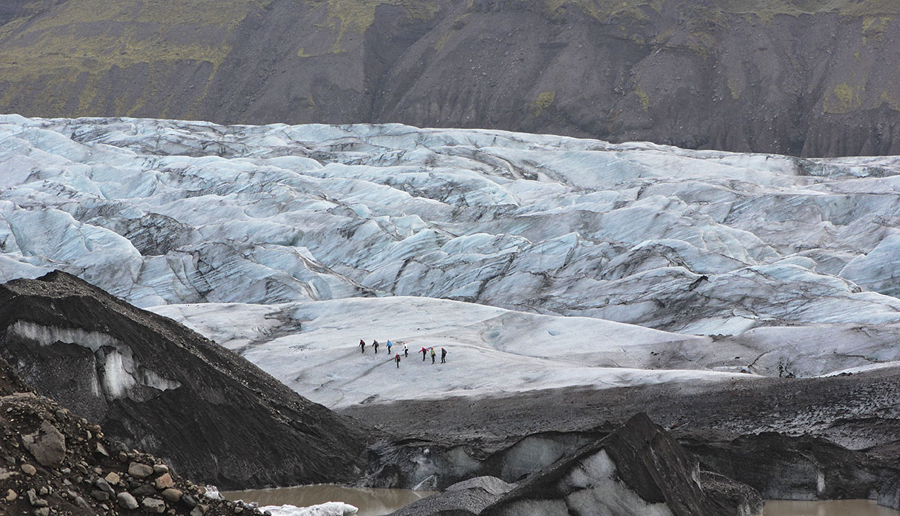 Большое путешествие по Исландии: счастье, Эйяфьядлайёкюдль, Бардарбунга