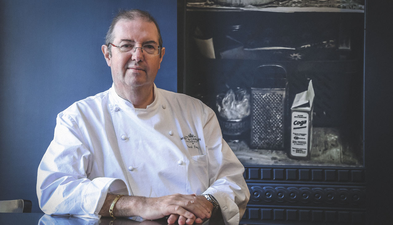 Шеф-повар Паскаль Тенго: «Плохое блюдо можно спасти очень крепким алкоголем»