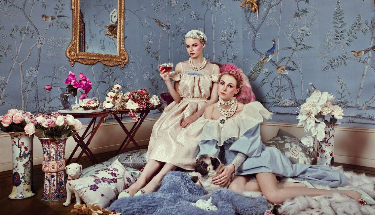 Мастер-класс fashion-фотографа Екатерины Белинской