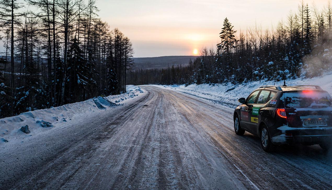 «К полюсу холода — на Geely». «Дорога в ад», на деле — в рай. Тында — Якутск