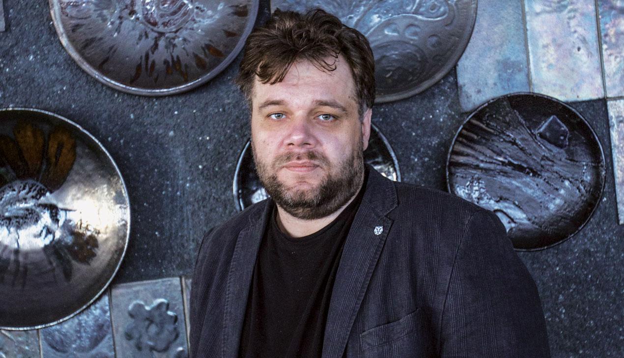 Мирослав Слабошпицкий: «Когда меня впервые взяли на съемки, я думал, что сойду с ума от скуки»