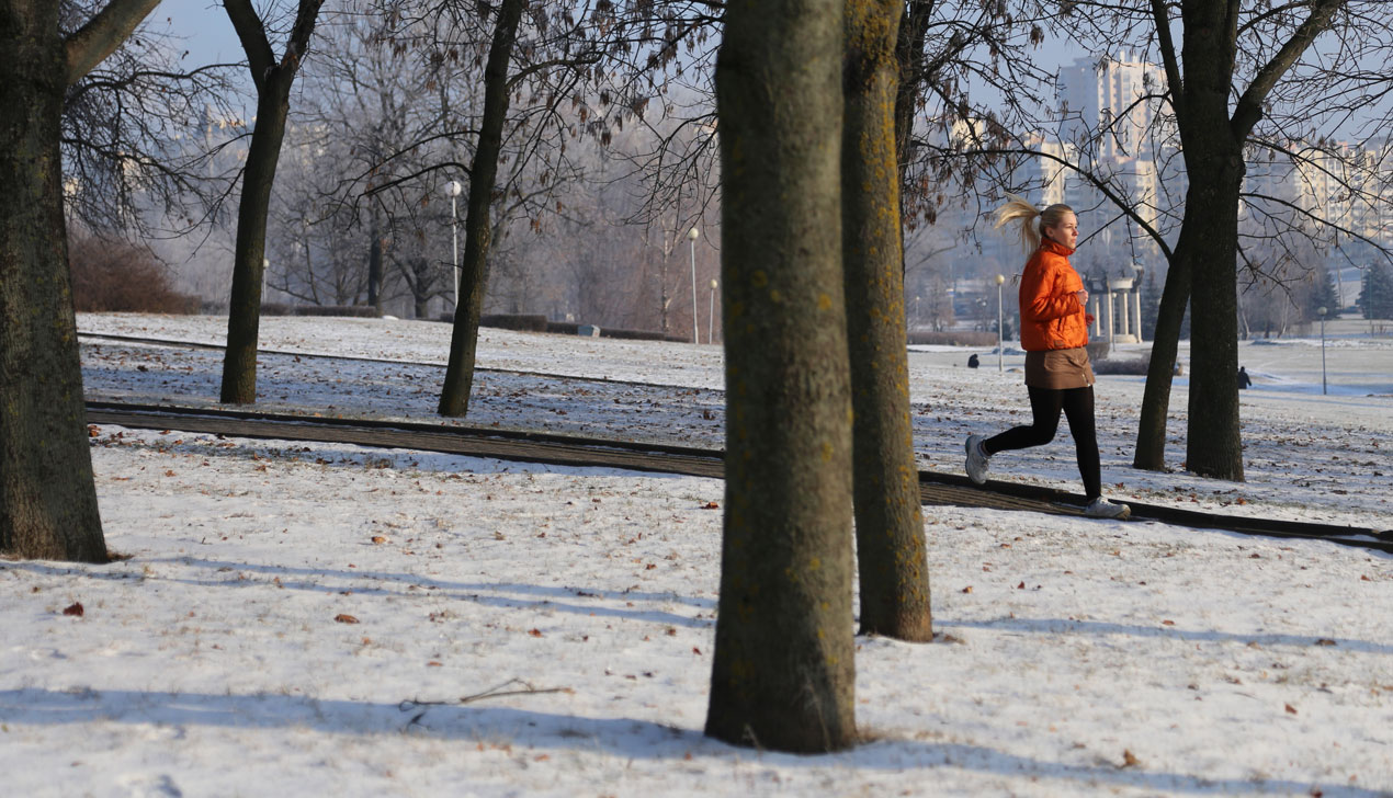 «Большой» эксперимент: полюбить бег