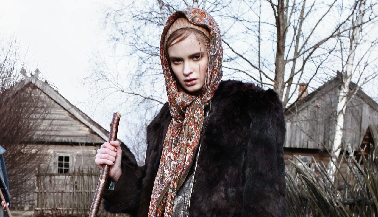 Countryside. Fashion-story от Алины Павлининой и Ольги Ковтуненко