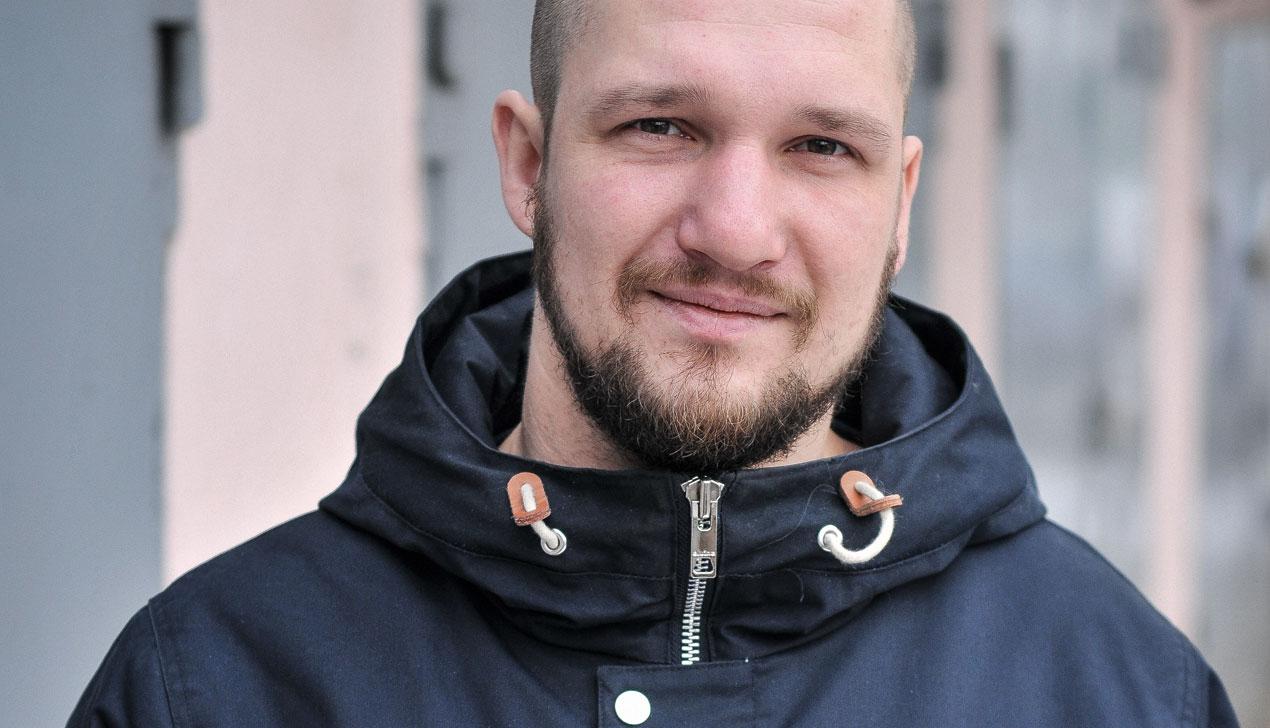 Сергей Кравченко: «В Шотландии больше камня во всем — и как сути, и как материала»