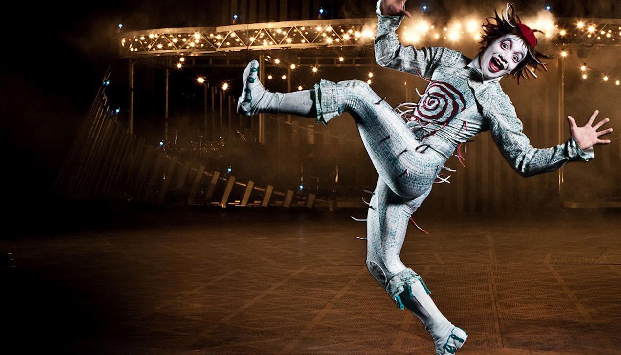 Cirque du Soleil везет в Минск новое шоу — Quidam