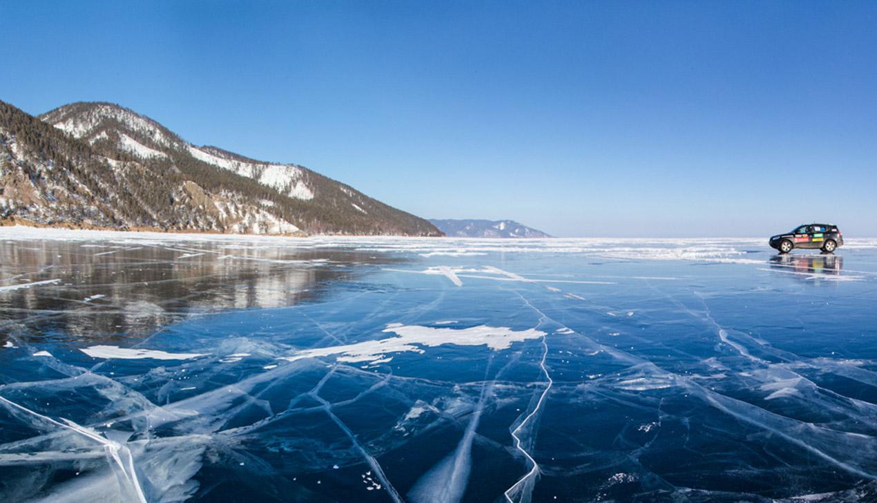 «К полюсу холода — на Geely». Часть одиннадцатая. Байкал