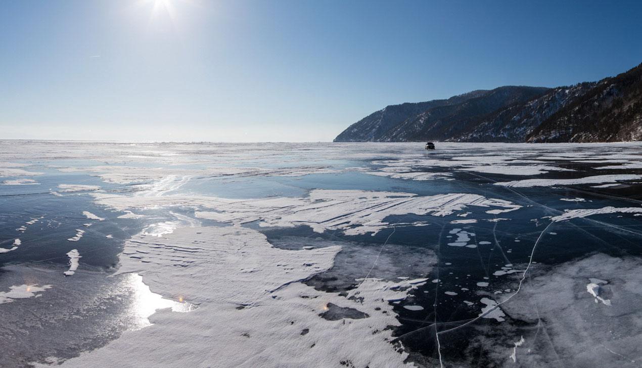 «К полюсу холода — на Geely». Часть двенадцатая. Байкал — Минск