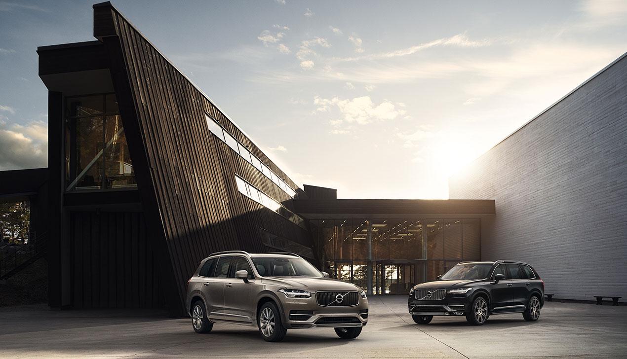 Тест-драйв Volvo XC90: она из другого мира