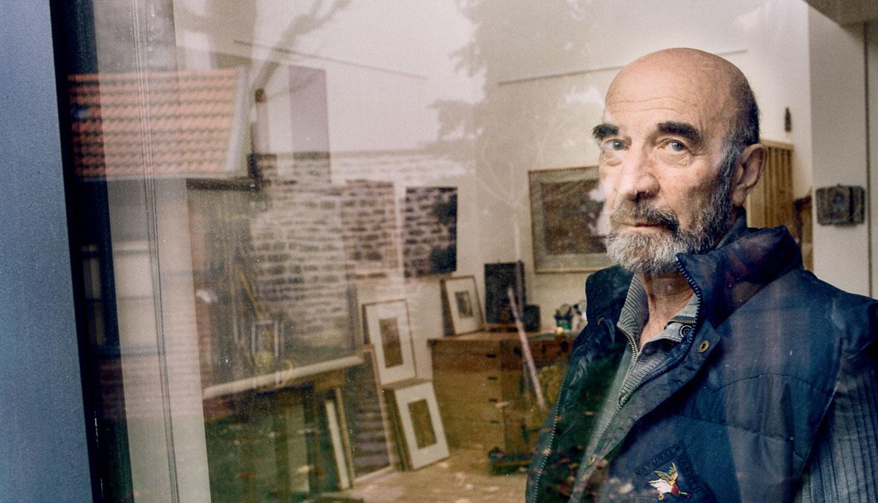 Я «нарадзiўся» там: художник Борис Заборов