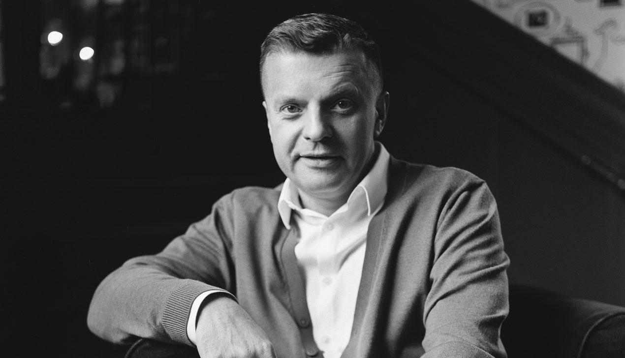 Леонид Парфенов: «Давайте жить в Европе, ну пожалуйста»
