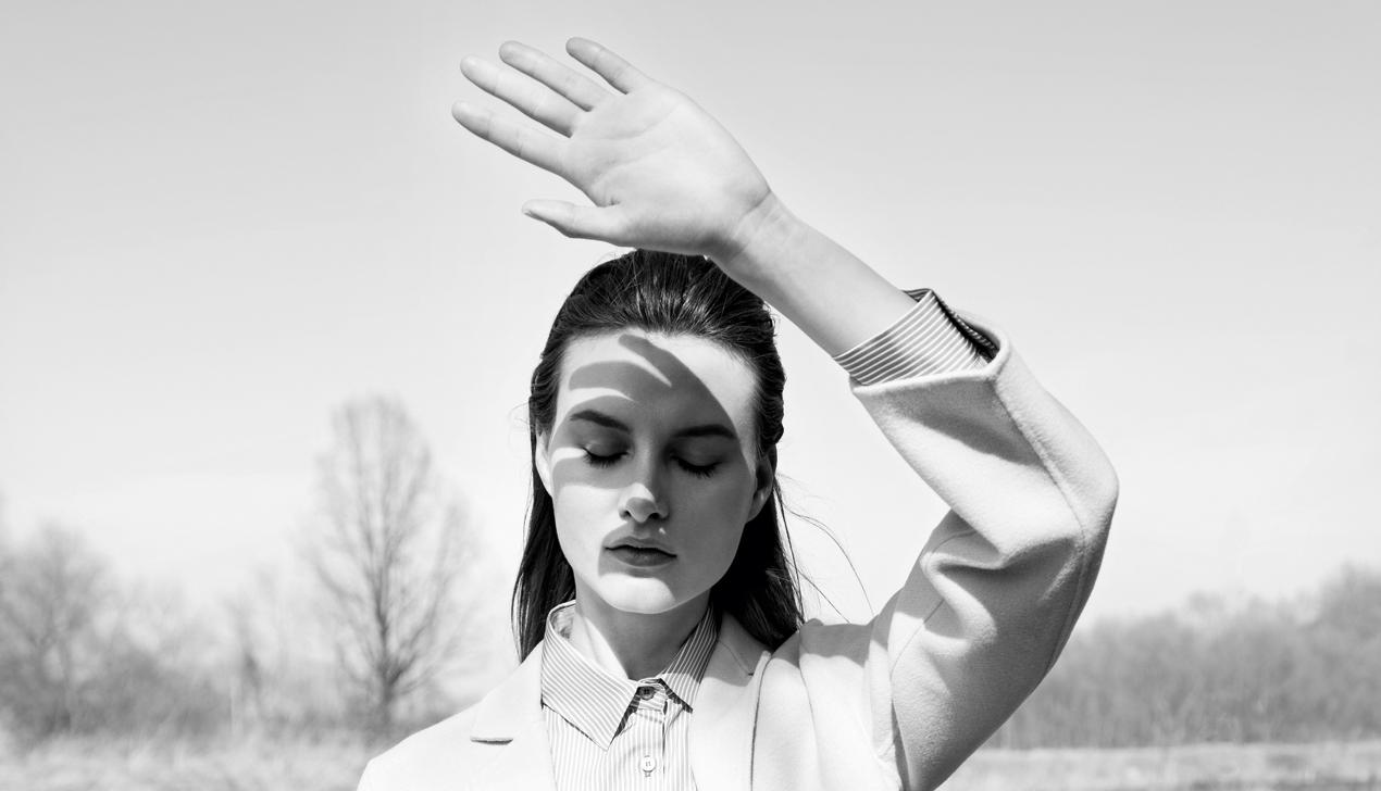 На коне. Fashion-story от Татьяны Кежи и Кати Герман