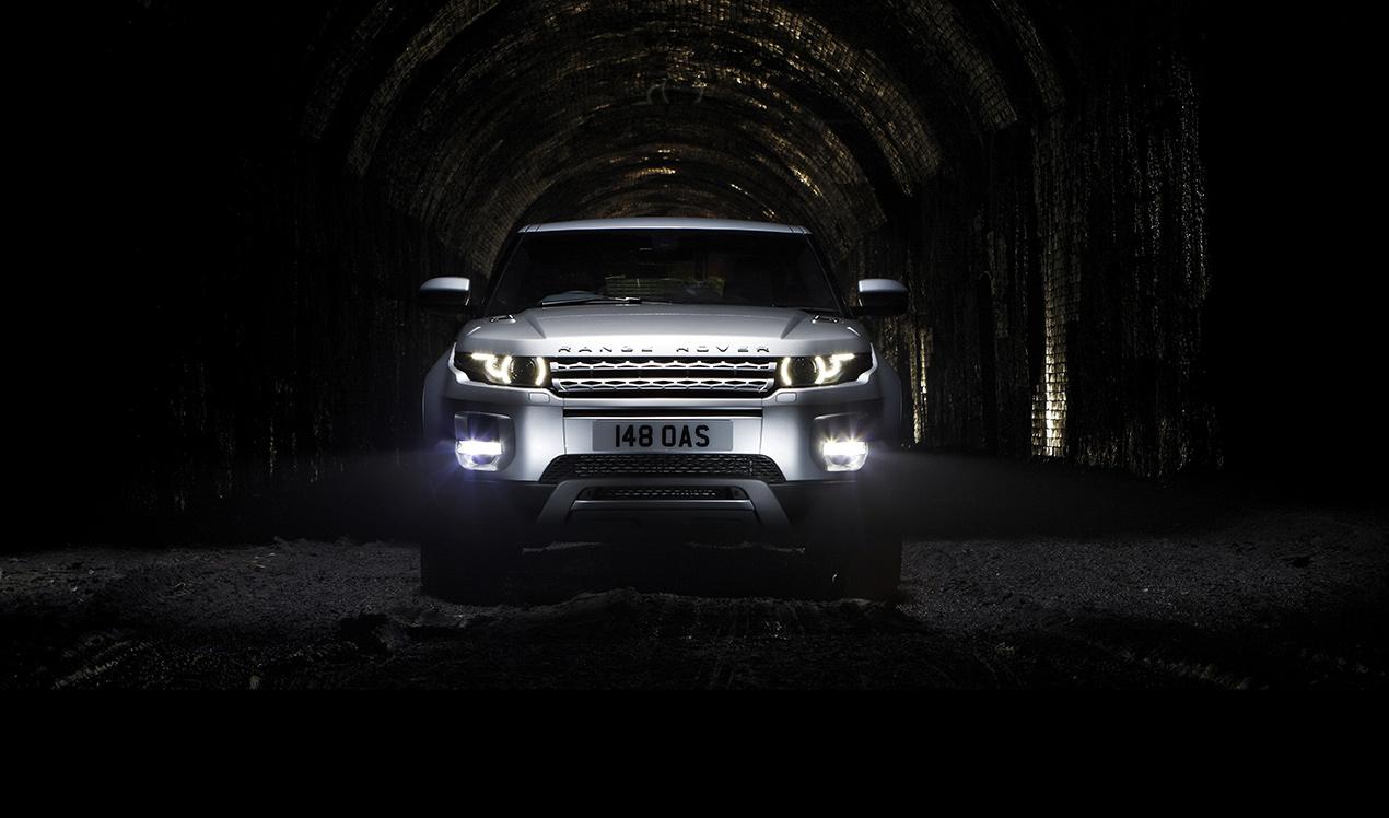 Яркое шоу от «АТЛАНТ-М БРИТАНИЯ». Испытайте Land Rover!
