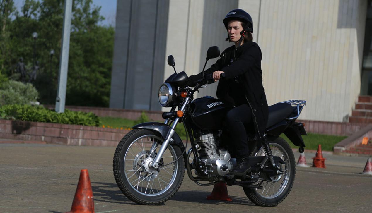 Девушка и мотоцикл: как это началось