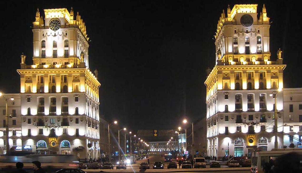Минск — столица транзитного государства. Колонка Анны Трубачевой
