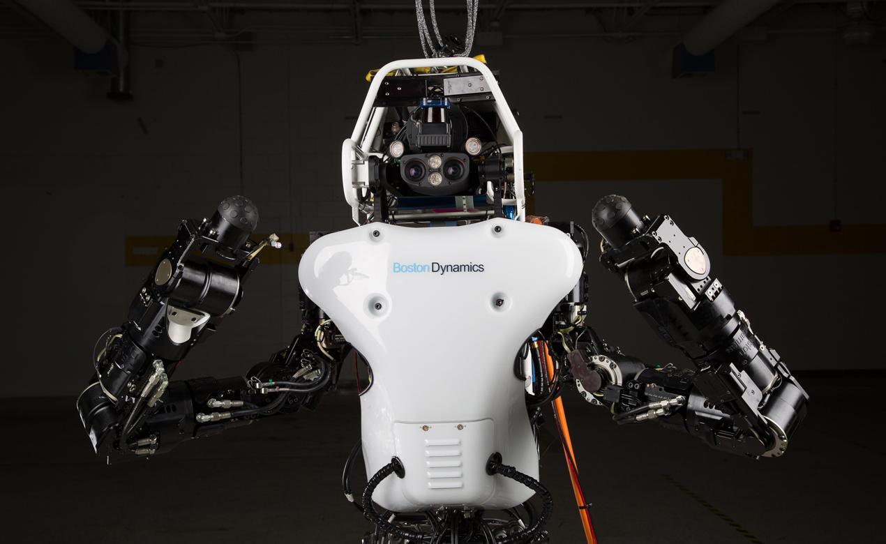 Олимпийские игры роботов. Онлайн-трансляция
