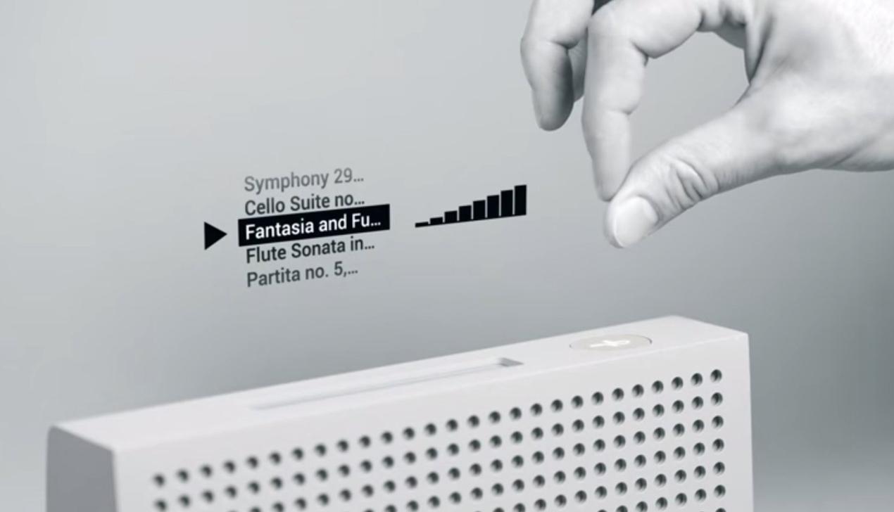 Google Project Soli — возможность управлять девайсами при помощи жестов