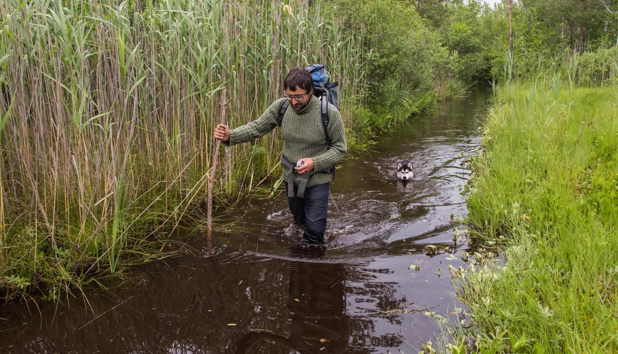 «Краіна»: Ольманские болота. Снаряды, радиация и полигон