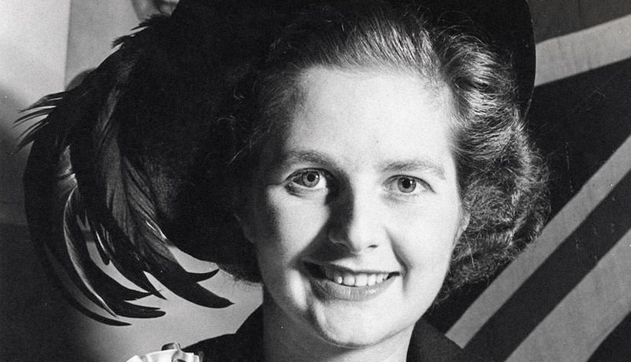 Политик Маргарет Тэтчер: «Петух, может быть, и кукарекает,  но яйца все-таки несет курица»