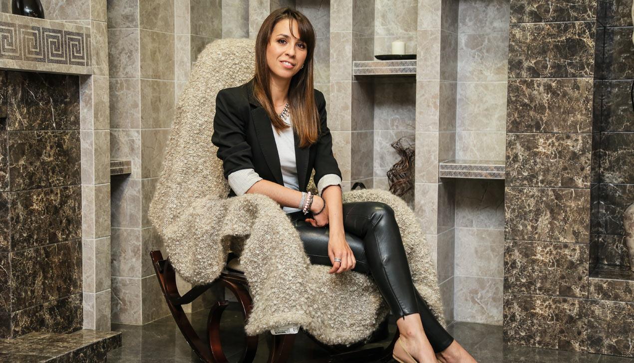 Дизайнер Ольга  Угляница: «Не обязательно на 60 квадратных метрах пытаться вместить золото и колоннады»