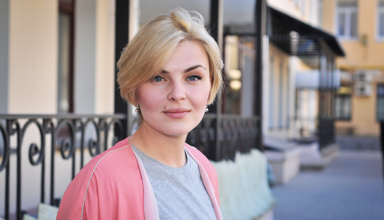 Бармен София Курносова: «Если ты знаешь, как работать, не важно, женщина ты или нет»