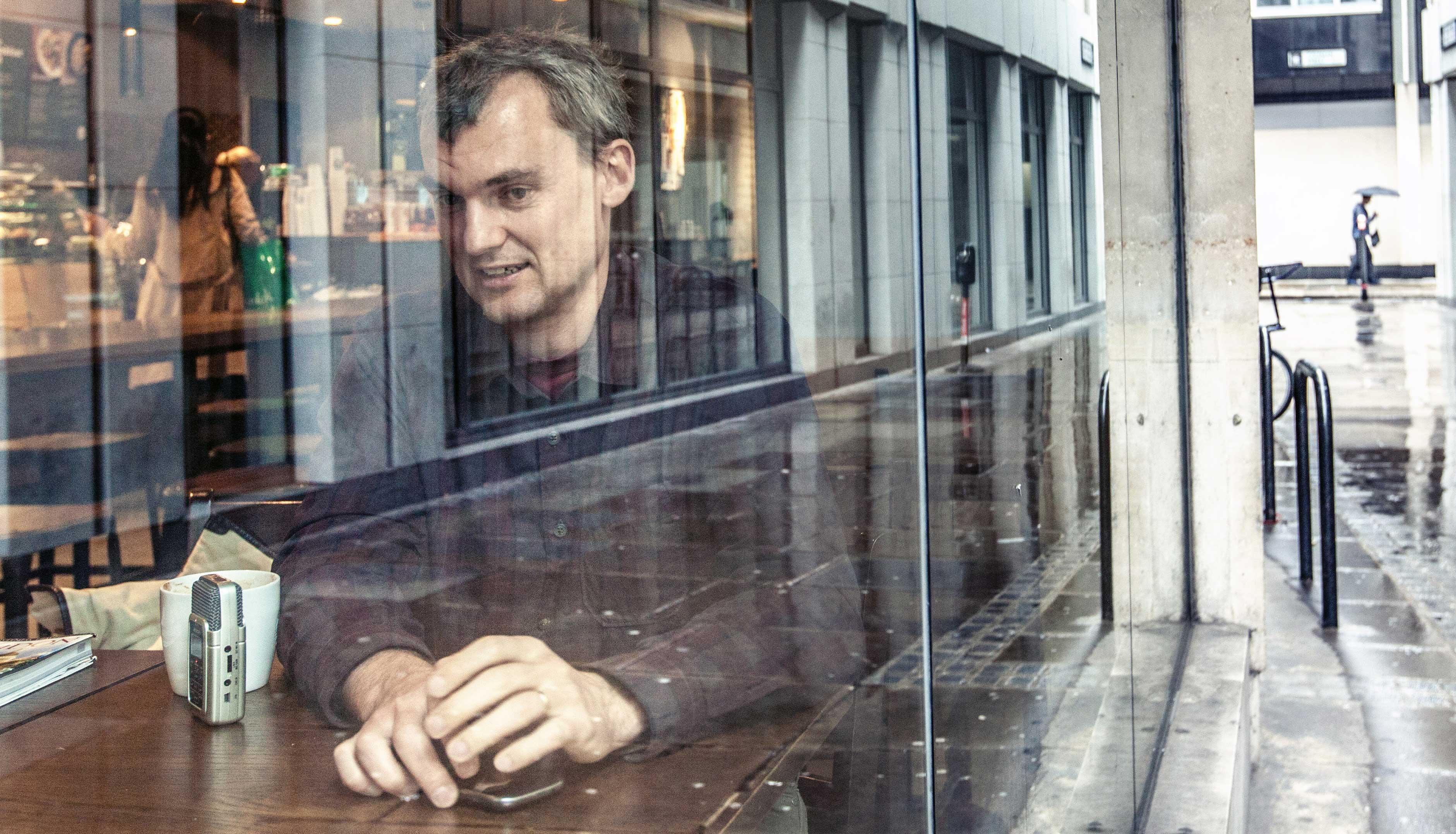 Юрыст Павел Шаўцоў: «Мае дзеці будуць брытанцамі, якія размаўляюць па-беларуску»