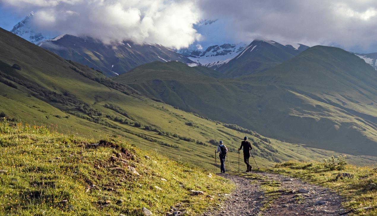 Путешествие в Грузию: для тех, кто любит горы