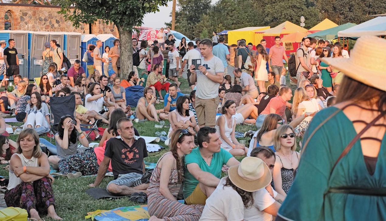 Атмосфера Mirum Music Festival 2015 в фото, видео и словах