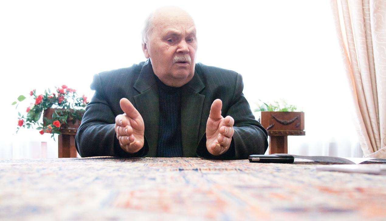 Доктар навук Міхась Міцкевіч: «Самае страшнае для народа— заняпад культуры»