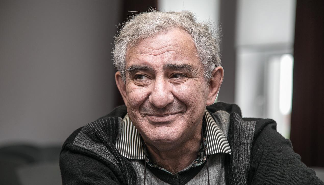 Культуролог Михаил Казиник: «Искусство — это удел свободных людей»
