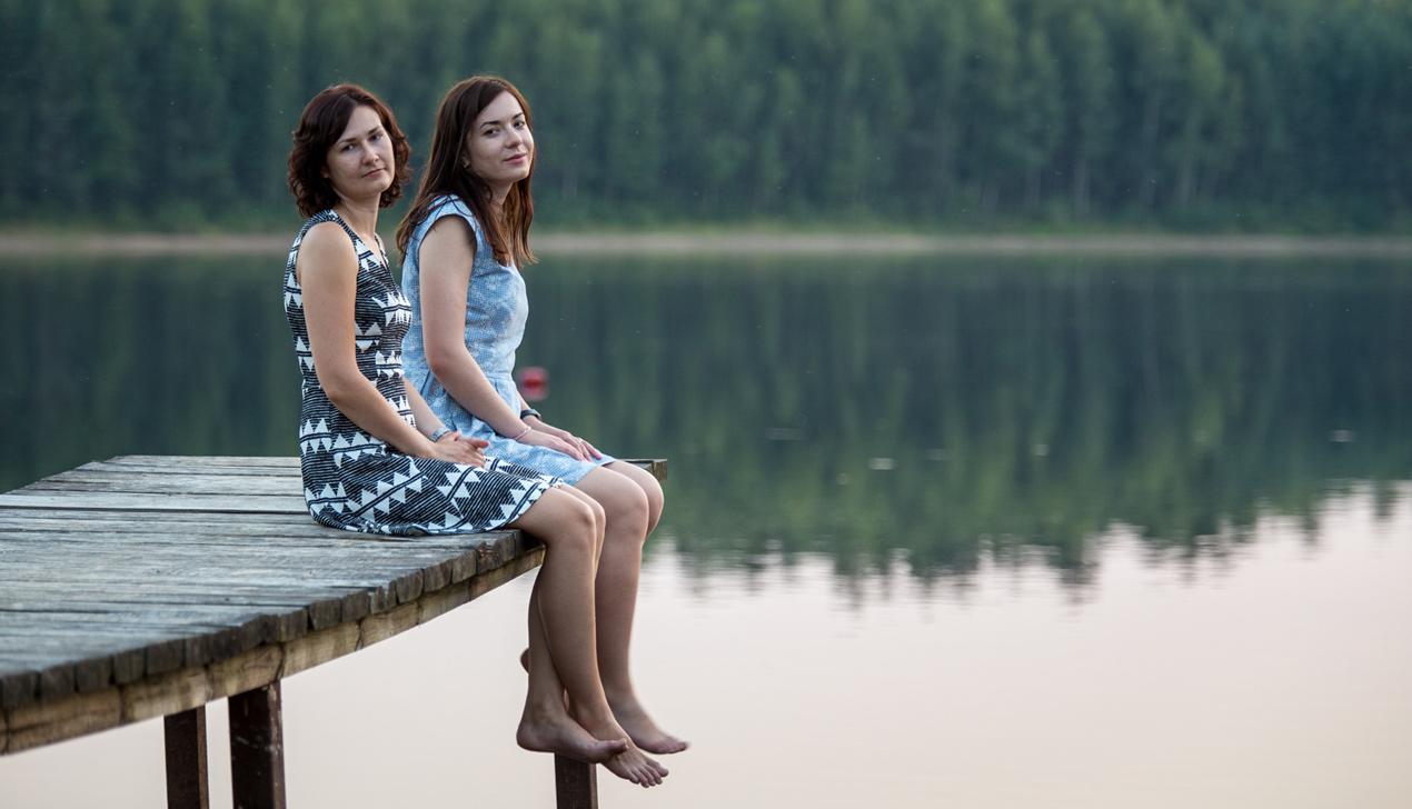 Виктория Луд и Анна Шутова: «По менталитету белорусы очень близки к Европе»