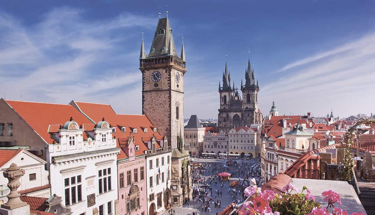 «Большой» гид: Прага