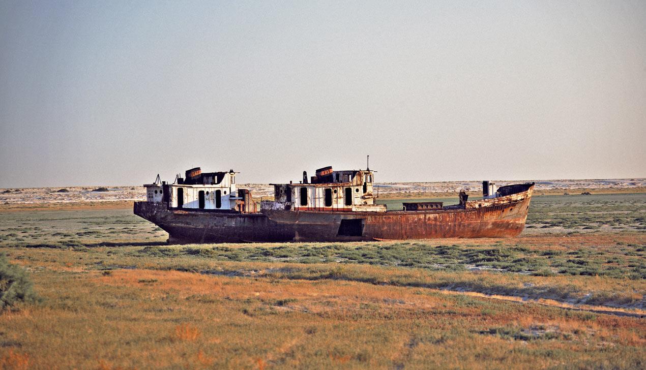 Путешествие по Казахстану: отдать швартовы