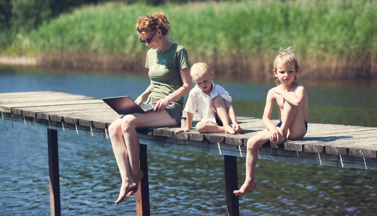 Анна Трубачева: «Я хочу, чтобы мои дети жили не в «жестоком», а в свободном, светлом и культурном мире»
