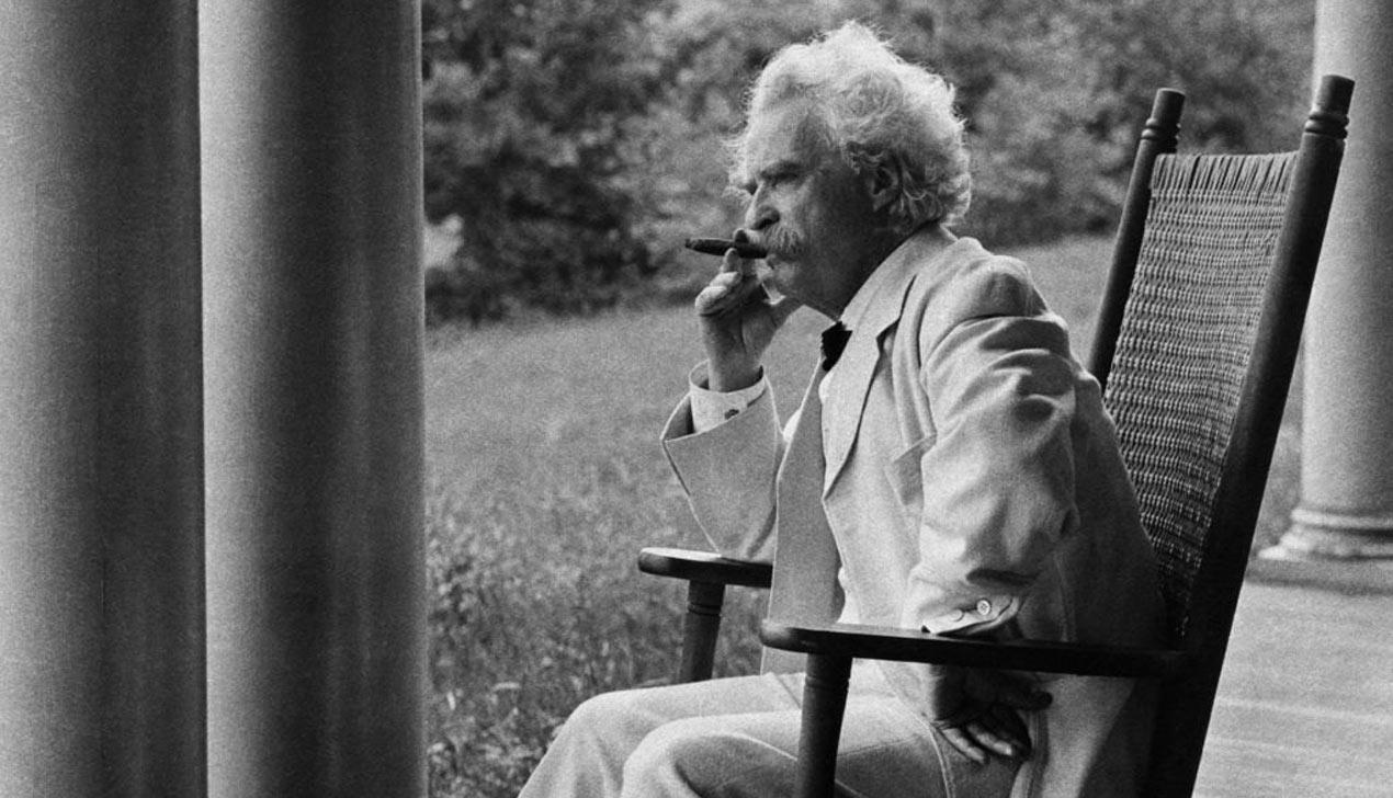 Писатель Марк Твен: «Не многие из нас могут вынести счастье. Счастье ближнего»