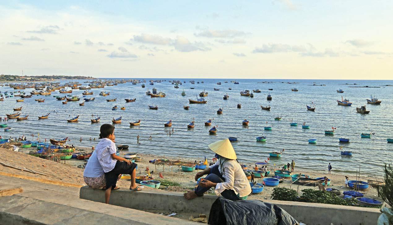 Вьетнам:  остаемся зимовать